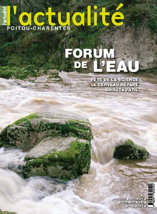 L'Actualité Poitou-Charentes, numéro 98, octobre, novembre, décembre 2012.