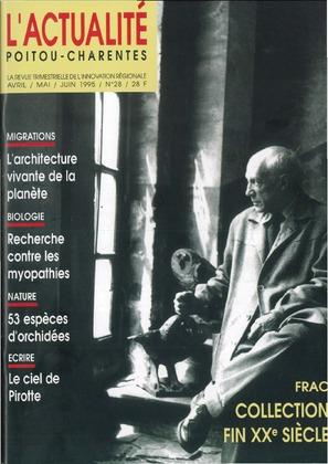 L'Actualité Poitou-Charentes : FRAC collection fin XXème siècle