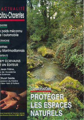 L'Actualité Poitou-Charentes : Protéger les espaces naturels
